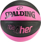 Spalding basketbal NBA 4 Her - Maat 6 - Outdoor