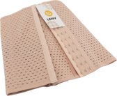 Waist Trainer - Buik Korset Belt - Creme - Maat L (Taille 76-83cm)