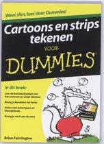 Voor Dummies - Cartoons en strips tekenen voor Dummies
