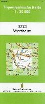 Wertheim 1 : 25 000
