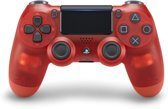 Sony PlayStation 4 Wireless Dualshock 4 V2 Controller - Red Crystal - PS4