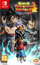 Super Dragon Ball Heroes: World Mission (Hero Edition) Nintendo Switch