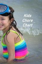 Kids Chore Chart: Kids Responsibility Tracker