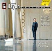 Haydn: Symphonies Nr.89+102