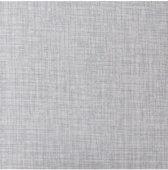 De Somero uni blauw/grijs behang (vliesbehang, blauw)