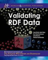 Validating RDF Data