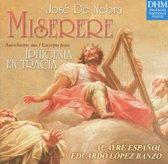 Jose De Nebra: Misere