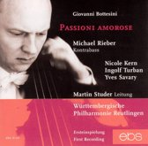 Passioni Amorose: Kontrabas Konzert