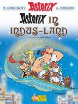 Afbeelding van Asterix 28. Asterix in Indusland