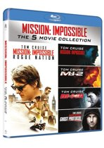 Mission Impossible - The 5 Movie Collection (Blu-ray)