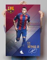 REINDERS Neymar - Poster - 61x91,5cm