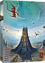 Puzzel Luchtbrug: Bouwen aan morgen (1000 st) Puzzel