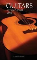 Guitars Weekly Planner 2016