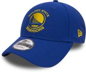 New Era NBA Golden State Warriors Cap Unisex - 9FORTY - One Size - Royal Blue/Golden Yellow