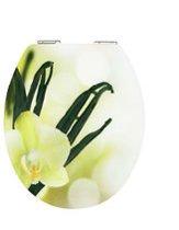 Cornat Vanilla Cream decor toiletbril