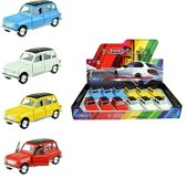 Renault 4 Welly 43741 1:34-1:39 metal collection