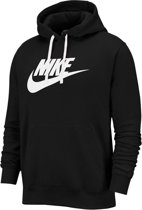 Nike Trui - Maat M  - Mannen - zwart/wit