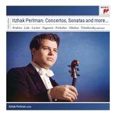 Plays Concertos