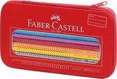 Kleurpotlood Faber-Castell GRIP gevuld etui