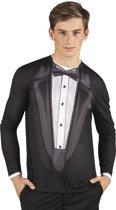 3 stuks: Fotorealistisch shirt - Gala - Medium