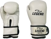 Legend Bokshandschoenen Junior Wit Maat 6
