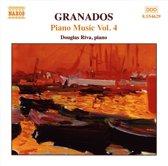 Granados: Piano Music Vol 4 / Douglas Riva