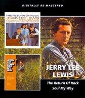 Return Of Rock/Soul My..
