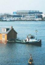 Ligplaats: Amsterdam = Mooring site Amsterdam
