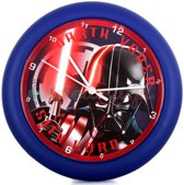 Starwars Wandklok Darth Vader