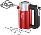 Russell Hobbs 25200-56 Retro Hand Mixer - Rood