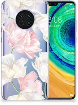 Huawei Mate 30 TPU Case Lovely Flowers
