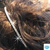Bruids haarversiering- Diadeem- Kleine strass steentjes-Bruid of bruidsmeisje