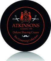Atkinsons The Grooming Collection Deluxe Shaving Cream Scheercrème 200 ml