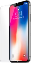 Premium iPhone Xs Max Glasfolie Large Arc - Screenprotector - Bescherm Glas - Tempered Glass - Full Cover