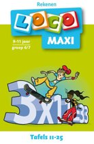Maxi Loco / Tafels 11-25