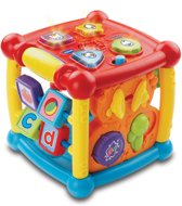 VTech Baby Ontdek & Leer Kubus - Activity-center