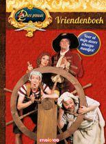 Piet Piraat: vriendenboek