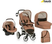 Hauck Malibu XL All in One - Kinderwagen - Toast/Black