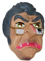Halloween Heksen masker Enid