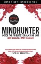 Boek cover Mindhunter van John Douglas (Onbekend)