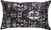 Kussenhoes Black Triangles - 50X30CM - Set van 2