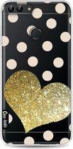Casetastic Softcover Huawei P Smart - Glitter Heart