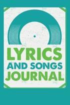 Lyrics and Songs Journal