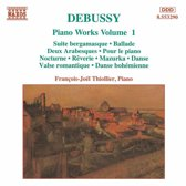 Debussy: Piano Works Vol 1 / Francois-Joel Thiollier