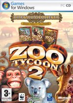 Zoo Tycoon 2 - Zookeeper Collection - Windows