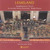 Lemeland: Symphonie 8 & 9