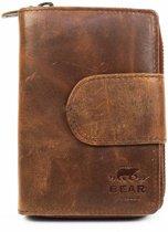 Bear Design CL13550 Portemonnee cognac