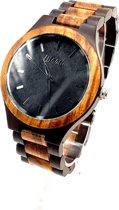 WOED | Houten Horloge – 44mm – Double wood