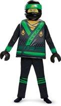 LEGO NINJAGO MOVIE LLOYD Maat S 4-6 jaar - Verkleedkleding