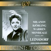 Puccini: Tosca (Rome, July,1957)